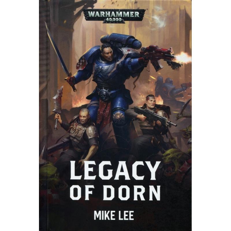 Legacy of Dorn (Hardback)