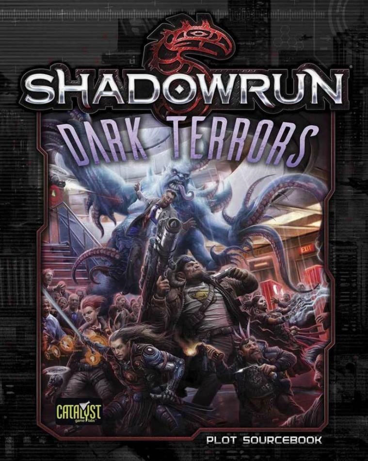 Shadowrun Dark Terrors