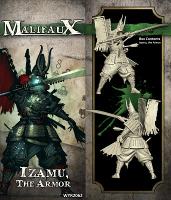 Izamu The Armor - old
