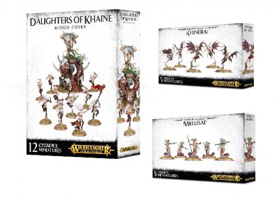 Daughters of Khaine Bundle