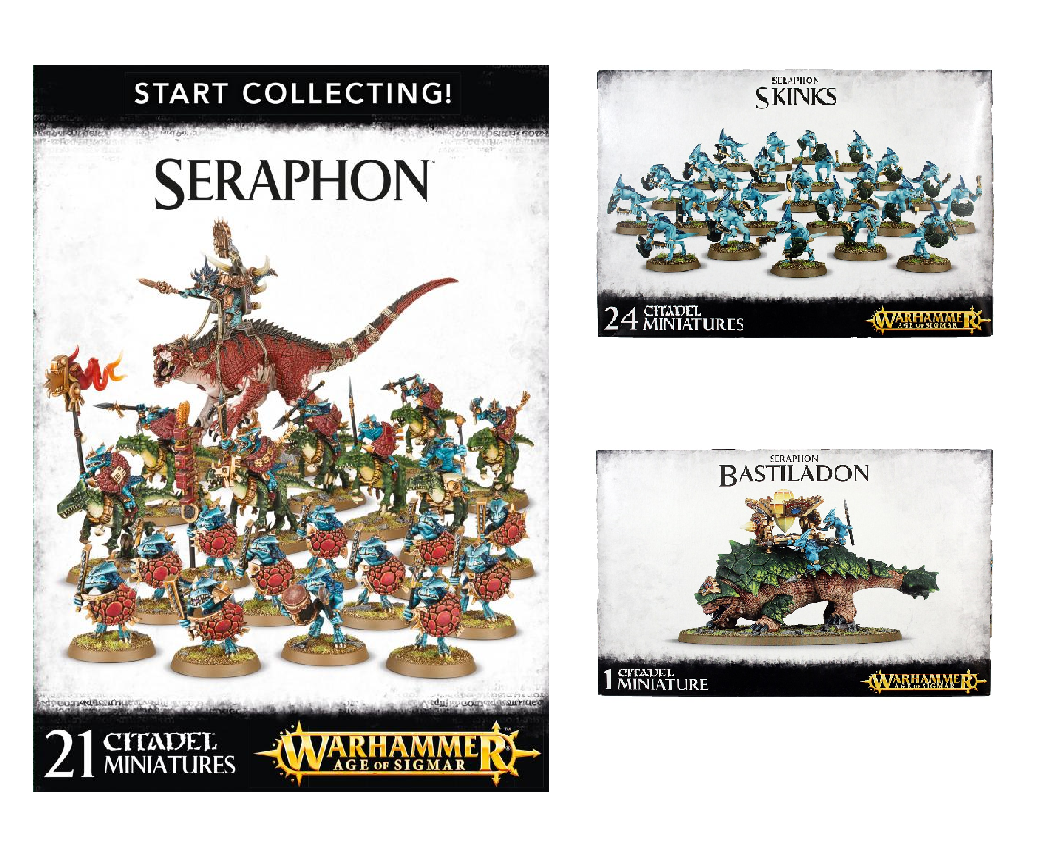 Seraphon Bundle