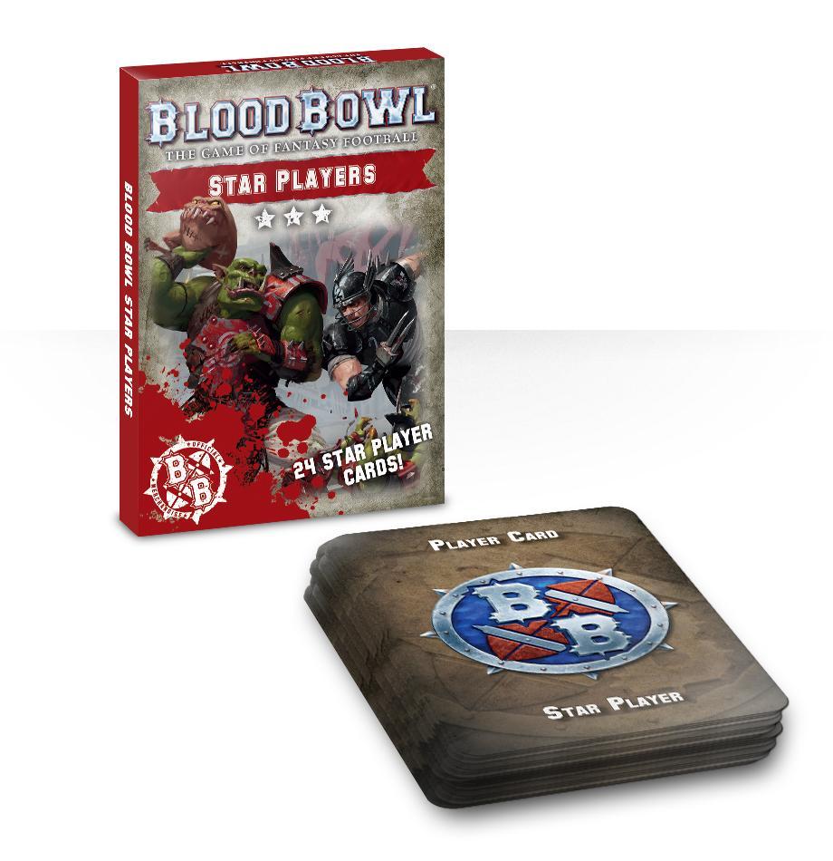 Blood Bowl: Star Players Card Deck (English)