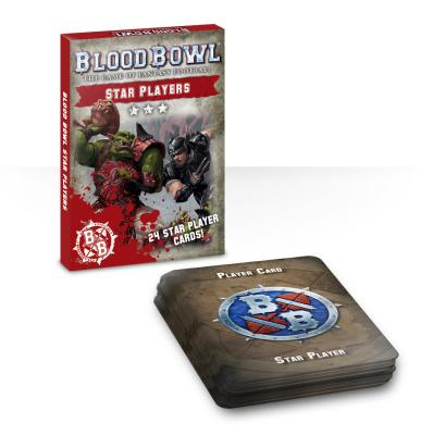 Blood Bowl: Star Players Card Deck (English)