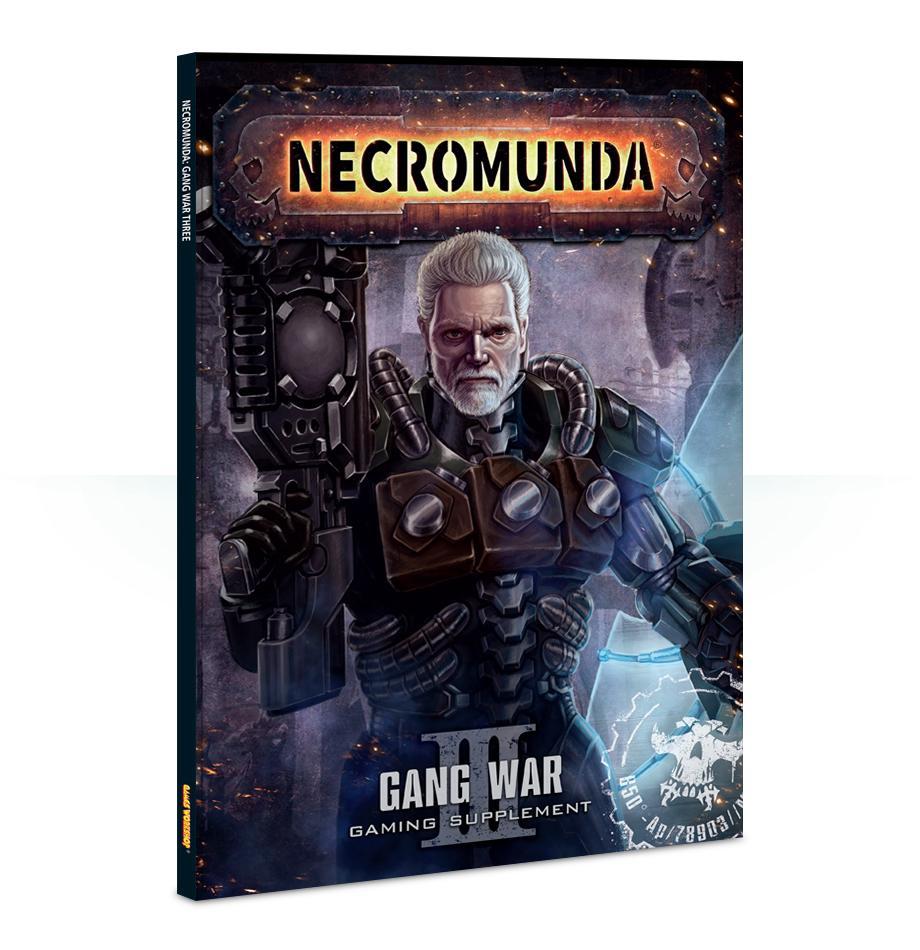 Necromunda: Gang War 3 (English)