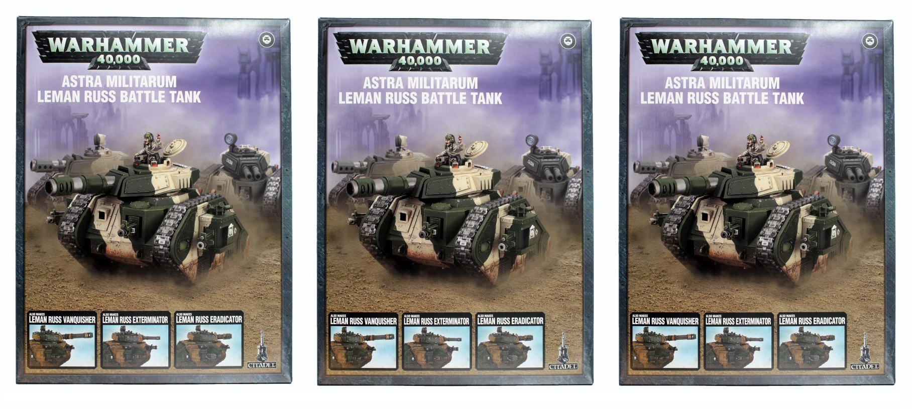 Warhammer 40K Astra Militarum véhicule Accessoire Tank Commander