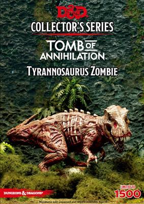 Tomb Of Annhilation: Limited Edition Tyrannosaurus Zombie