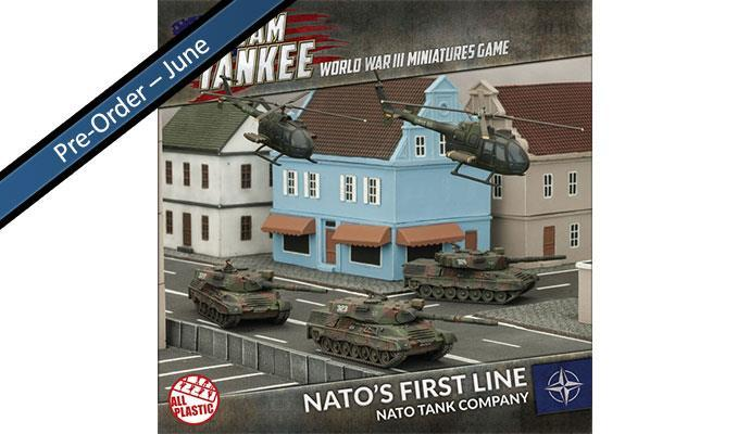 NATO's Front Line (Plastic Army Deal)