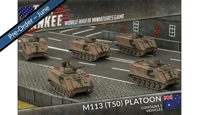 M113 (T50) Platoon