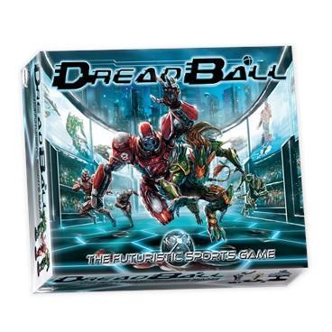 Dreadball 2nd Edition Core Game