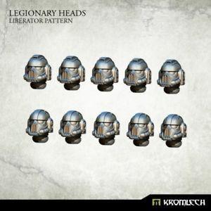Legionary Heads: Liberator Pattern (10)