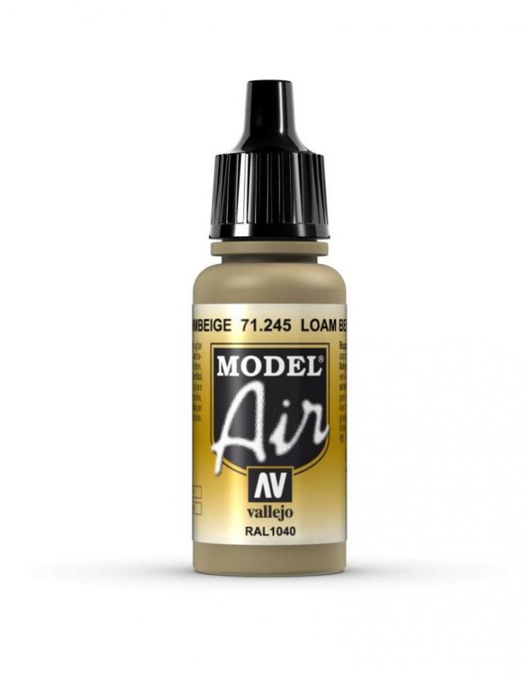 Model Air  - Loam Beige