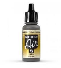 Model Air  - Brown Grey