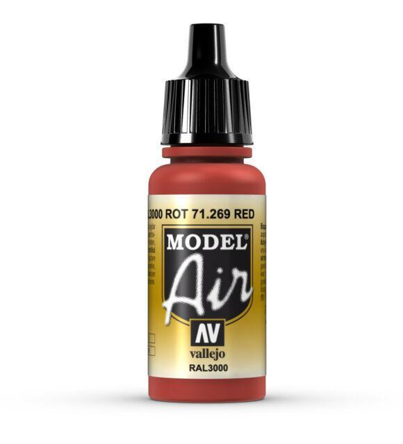 Model Air  - Red