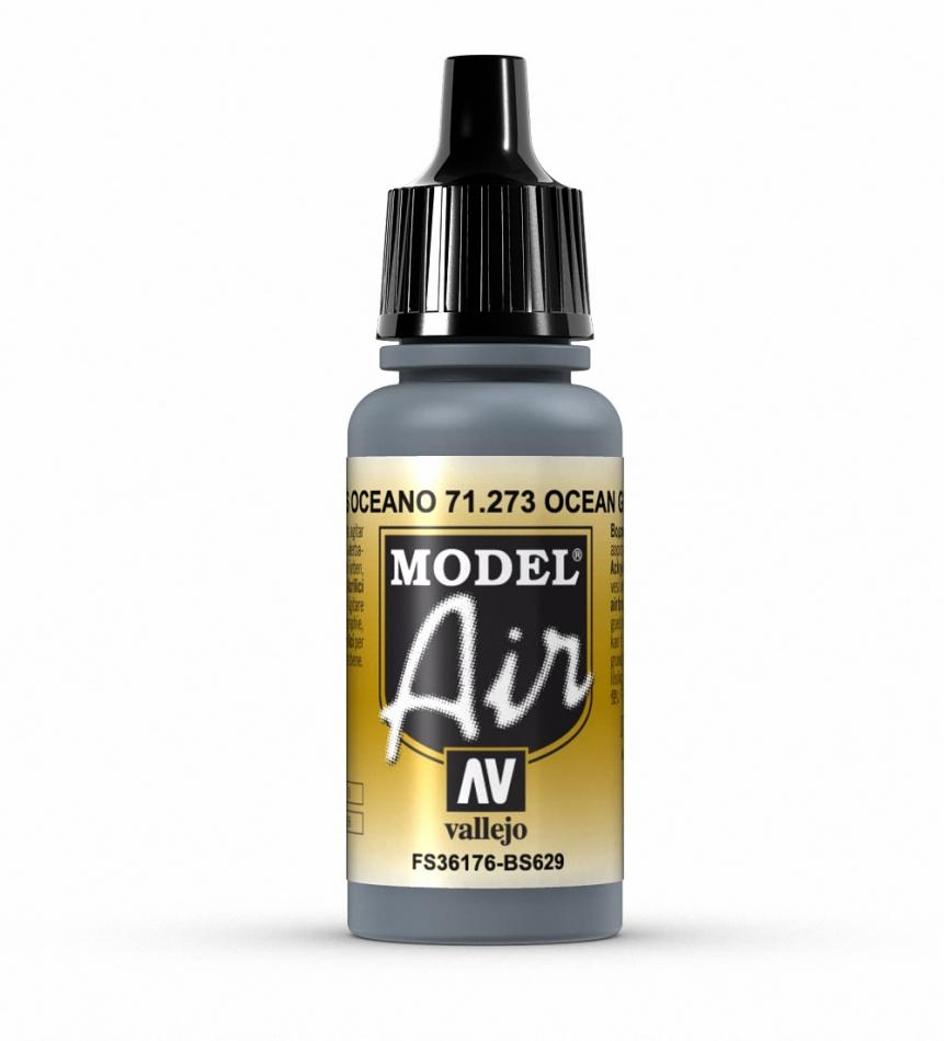 Model Air  - Ocean Gray