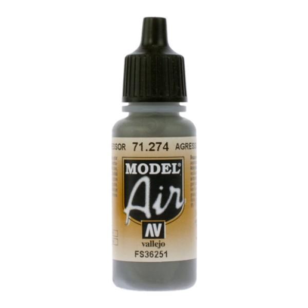Model Air  - Agressor Gray