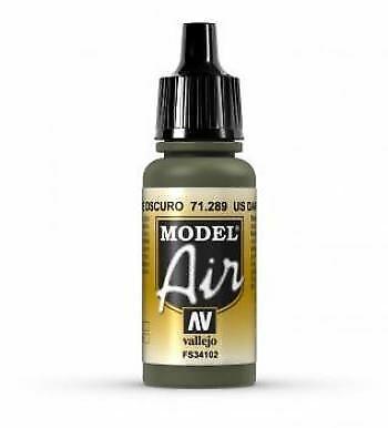 Model Air  - Us Dark Green