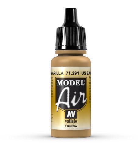 Model Air  - Us Earth Yellow