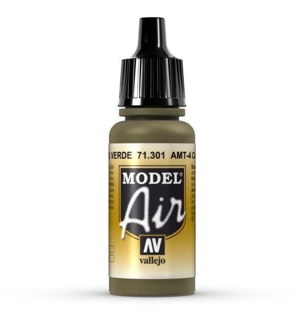 Model Air  - AMT-4 Camouflage Green