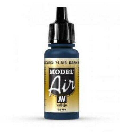 Model Air  - Dark Mediterranean Blue