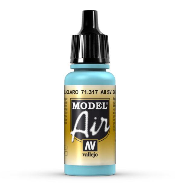Model Air  - AII SV. Gol Light Blue