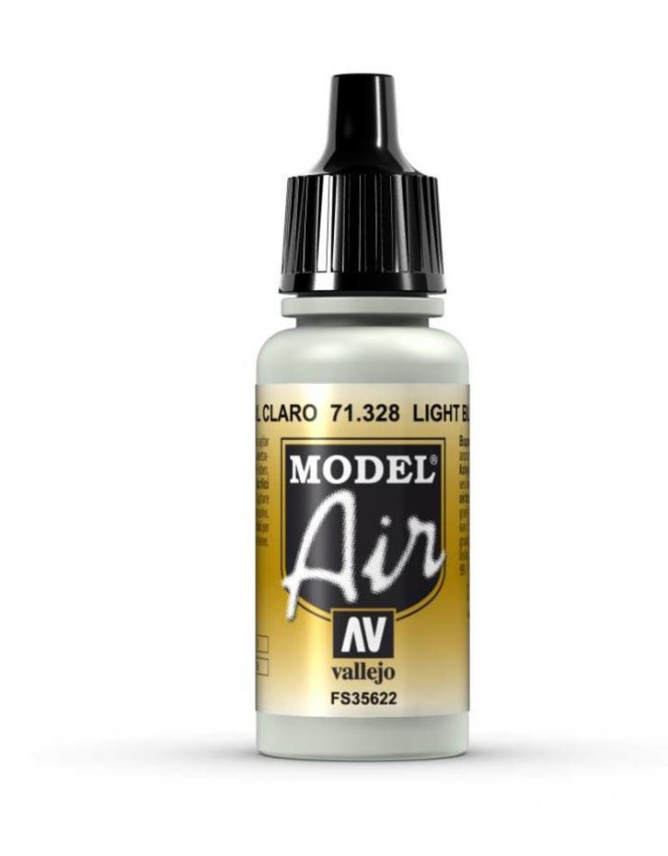 Model Air  - Light Blue