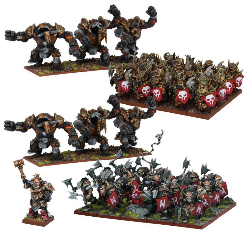 Abyssal Dwarf Army (2017)
