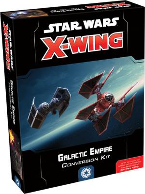 Star Wars X-Wing: Galactic Empire Conversion Kit