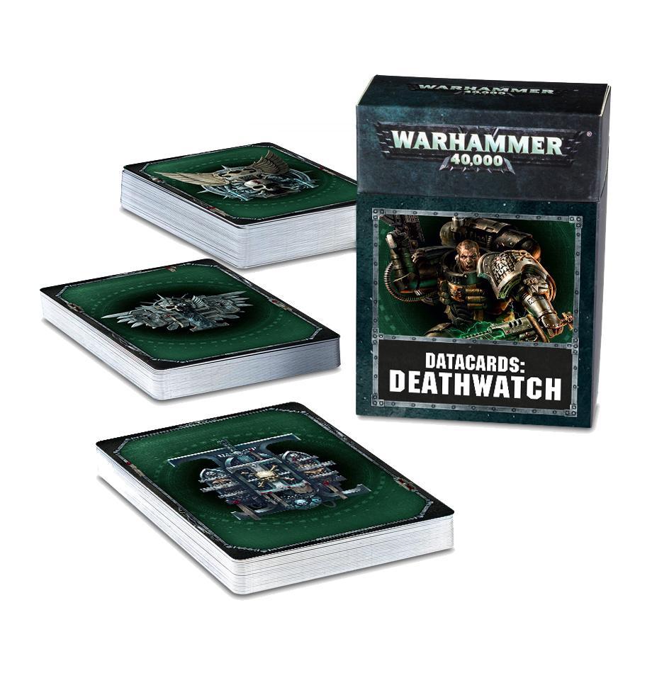 Datacards: Deathwatch (English)