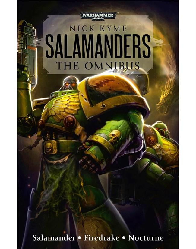 Salamanders: The Omnibus (Paperback)