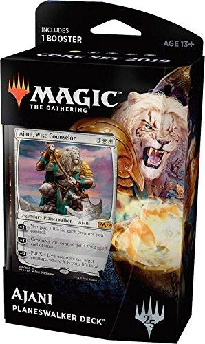 Magic: The Gathering - Core 2019 Planeswalker Deck - Ajani