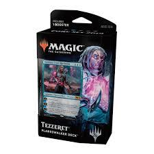 Magic: The Gathering - Core 2019 Planeswalker Deck - Tezzeret