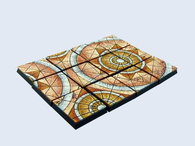 Mosaic Bases, 25x25mm (5)