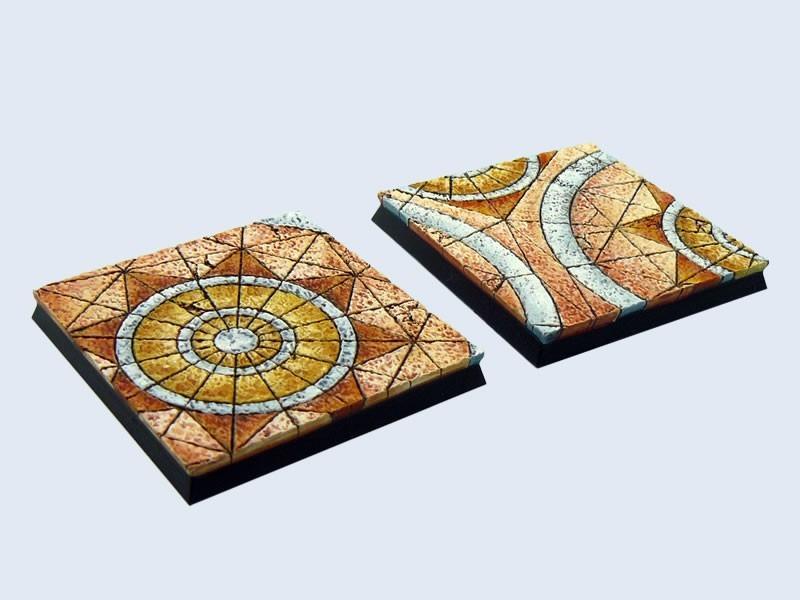Mosaic Bases, 50x50mm (1)