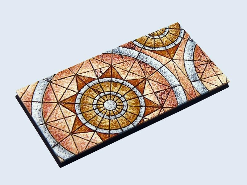 Mosaic Bases Chariot, 50x100mm (1)