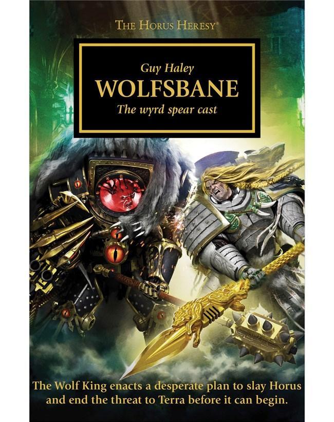Horus Heresy: Wolfsbane (Hardback)