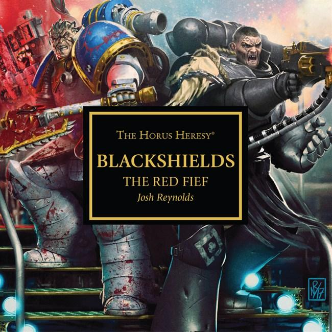 Blackshields: Red Fief (Audiobook)