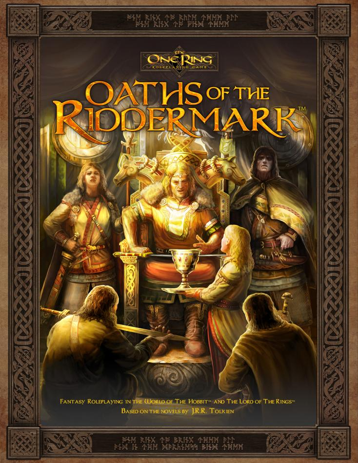 Oaths of the Riddermark The One Ring RPG