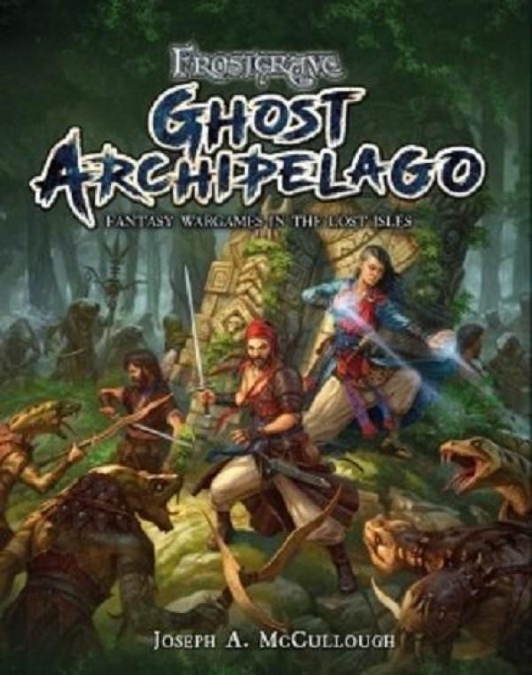 Frostgrave: Ghost Archipelago (Core Rules)