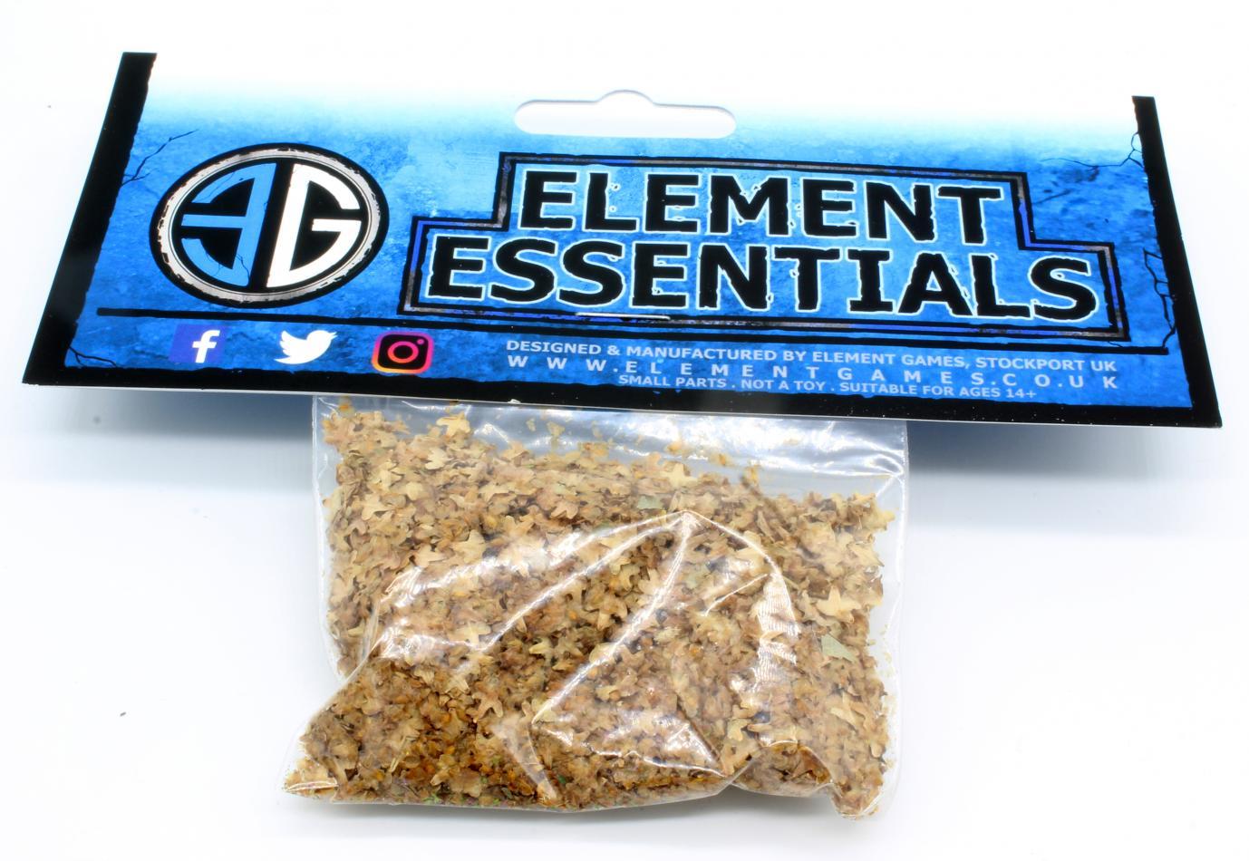 Element Essentials: Summer Leaves