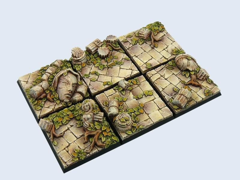 Ancient Bases 40x40mm (2)