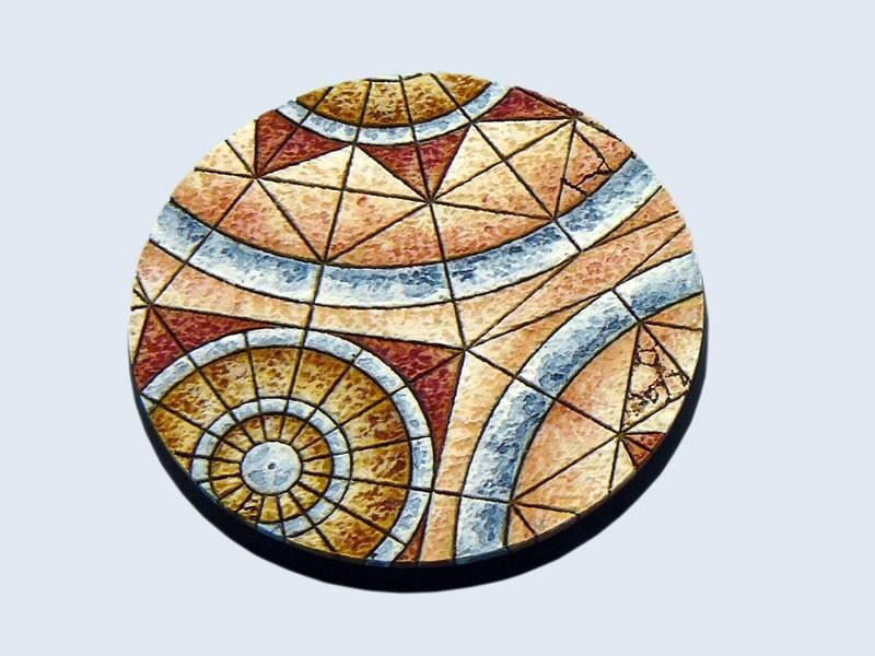 Mosaic Bases, Round 60mm A (1)