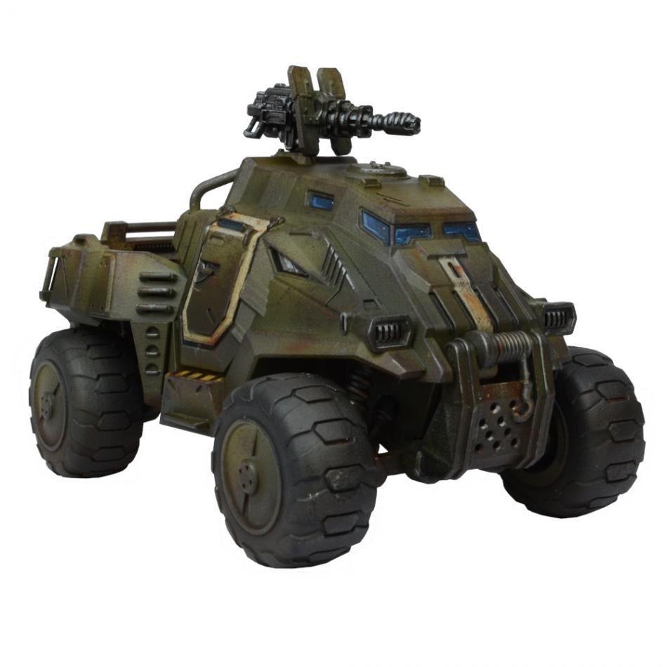 GCPS Mule Transport