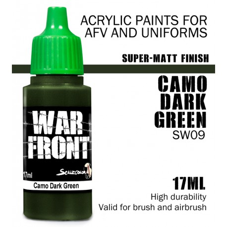 Ss Camo Dark Green
