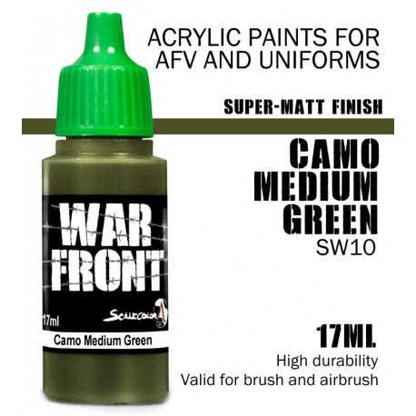 Ss Camo Medium Green