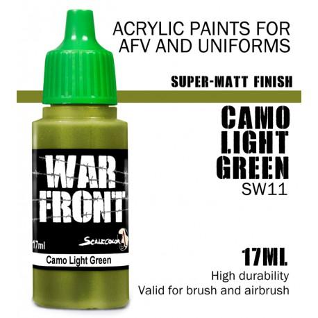 Ss Camo Light Green