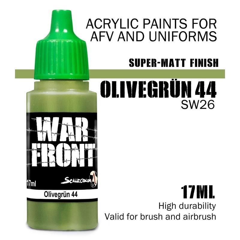 Olive Grun 44