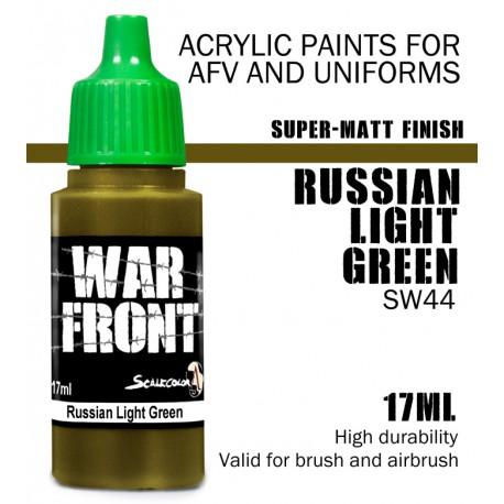 Russian Light Green