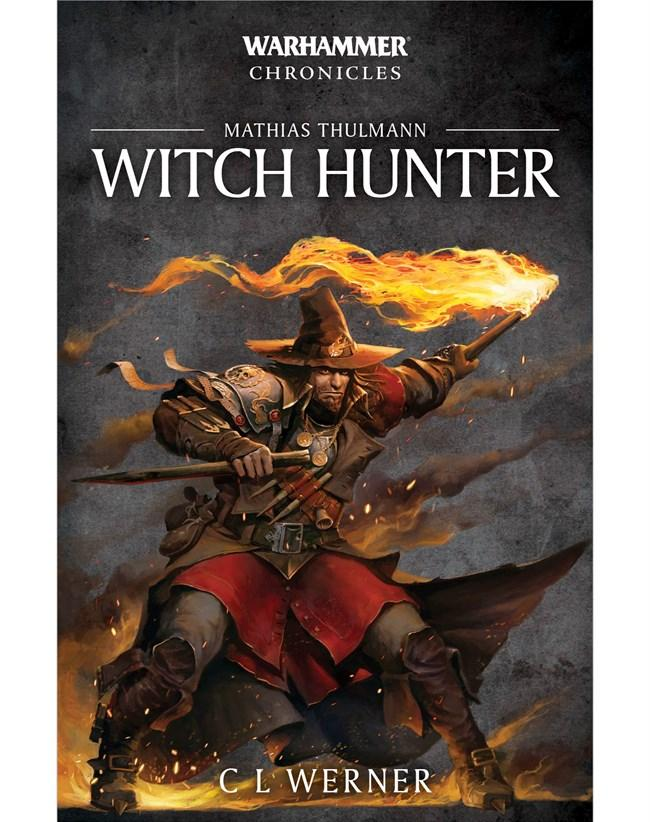 Witch Hunter Omnibus (Paperback)