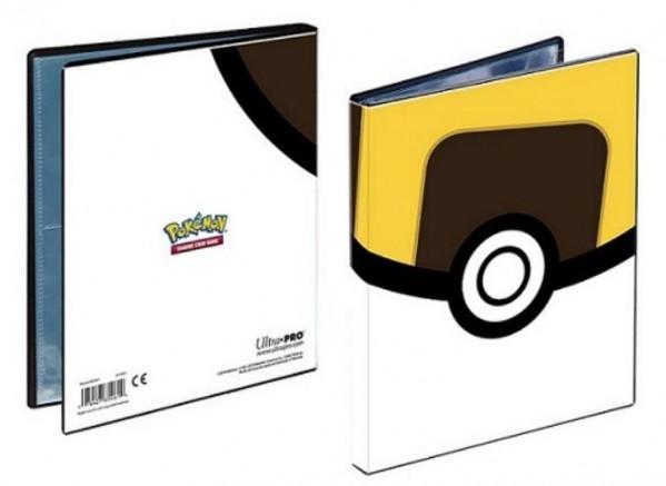 Ultra Ball 4-Pocket Portfolio for Pokemon