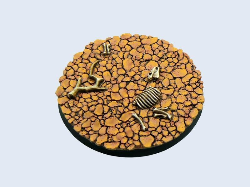 Wasteland Bases, Round 60mm A (1)